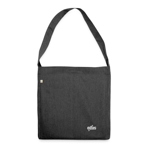 eifas_logo_ single_c_grey - Schultertasche aus Recycling-Material