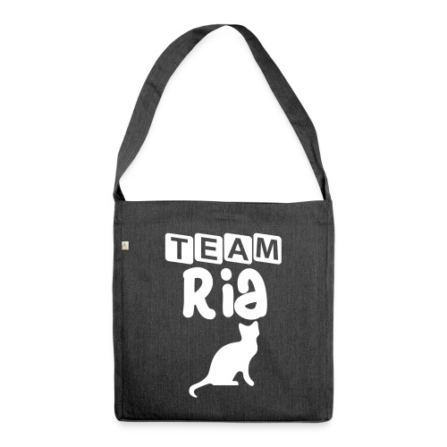 Team Ria - Shoulder Bag made from recycled material