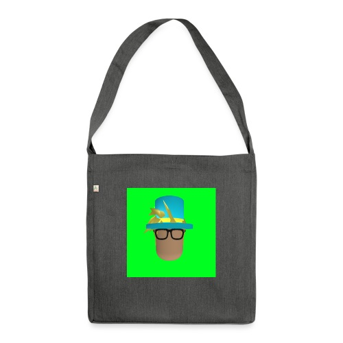 MrWhatWhat Logo Merch - Shoulder Bag made from recycled material