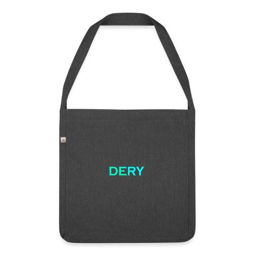 DERY - Schultertasche aus Recycling-Material