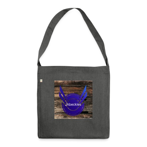 JAbeckles - Shoulder Bag made from recycled material
