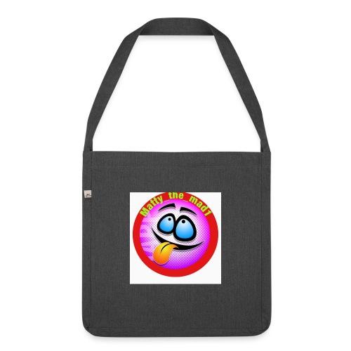 5D14BC46 196E 4AF6 ACB3 CE0B980EF8D6 - Shoulder Bag made from recycled material