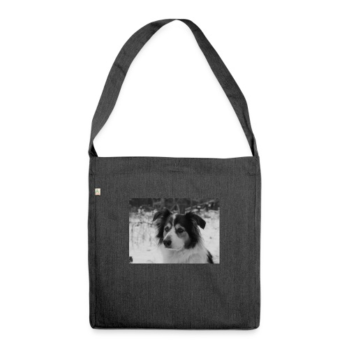 Skippy Winter - Schultertasche aus Recycling-Material