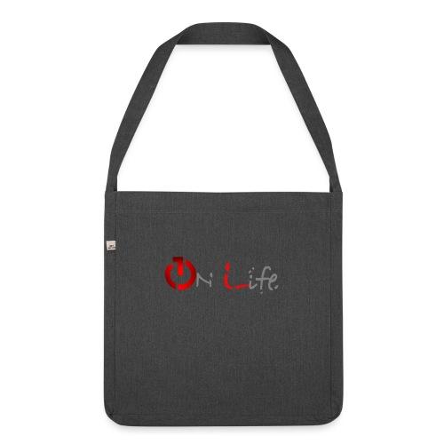 OnLife Logo - Sac bandoulière 100 % recyclé