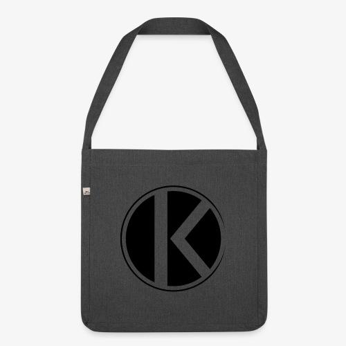 |K·CLOTHES| ORIGINAL SERIES - Bandolera de material reciclado
