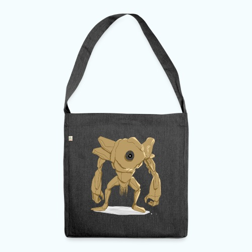 Cyclops - Shoulder Bag made from recycled material