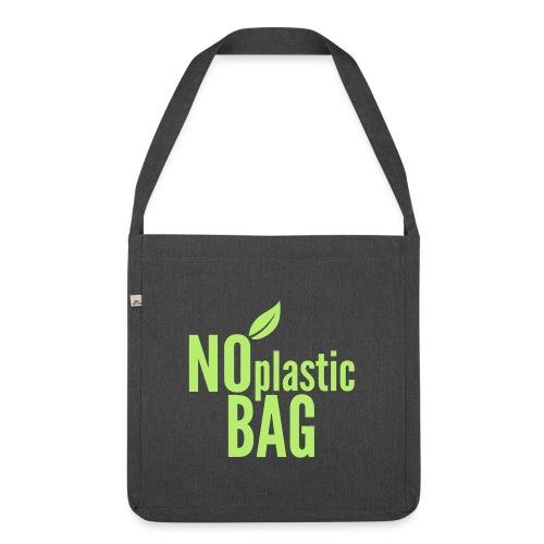 NoPlastikBAG - Sac bandoulière 100 % recyclé