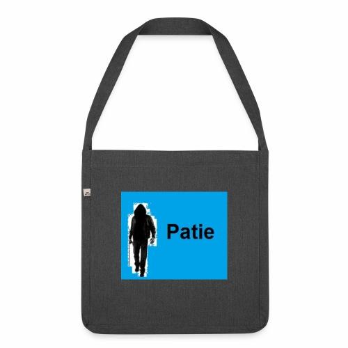 Patie - Schultertasche aus Recycling-Material