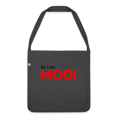 Be Like MoDi - Torba na ramię z materiału recyklingowego