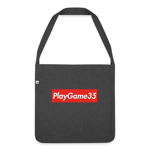 PlayGame35 - Borsa in materiale riciclato
