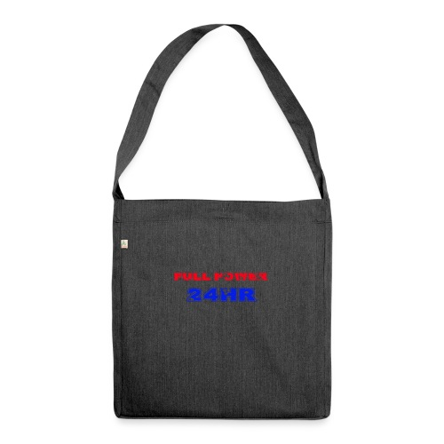 Full Power 24 HR - Shoulder Bag made from recycled material