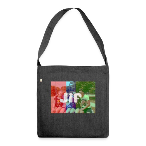 PBPV 4 - Schultertasche aus Recycling-Material
