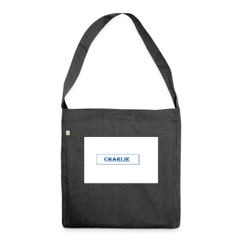 Charlie - Shoulder Bag made from recycled material