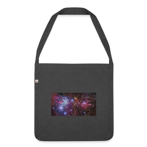 Stjernerummet Mullepose - Skuldertaske af recycling-material