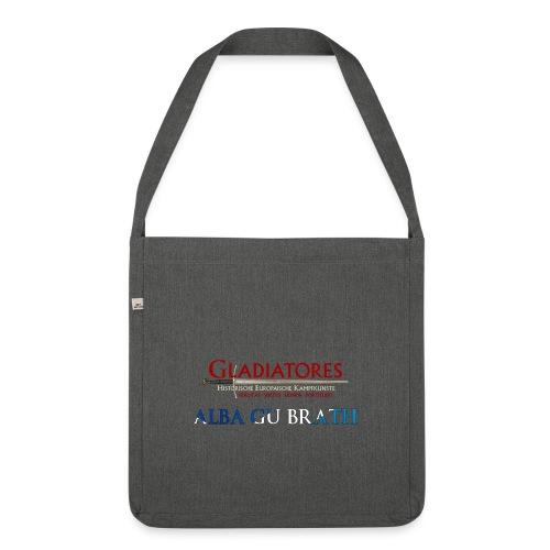 ALBAGUBRATH - Schultertasche aus Recycling-Material