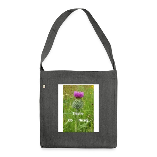 IMG 20180301 221949 Thistle Do Nicely - Shoulder Bag made from recycled material