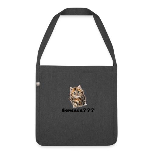 Concede kitty - Skulderveske av resirkulert materiale