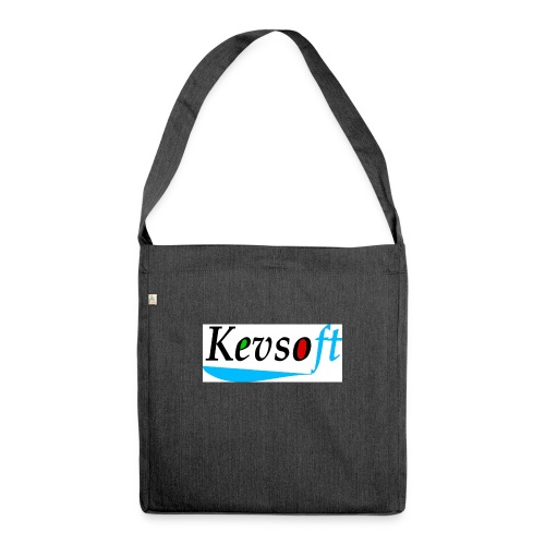 Kevsoft - Shoulder Bag made from recycled material