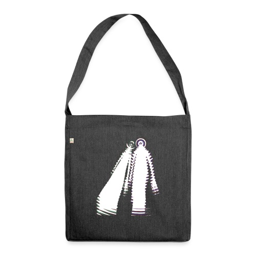 fatal charm - hi logo - Shoulder Bag made from recycled material