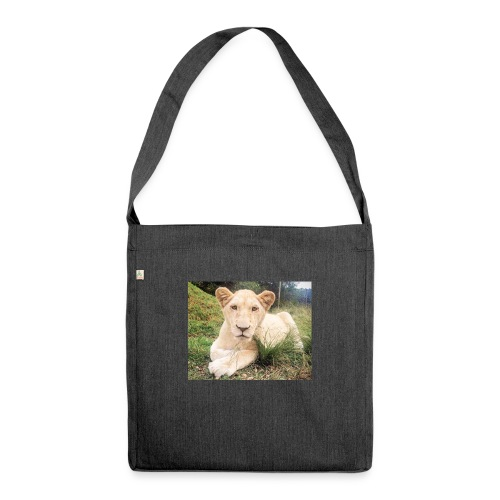 10536 2Cmoomba groot - Shoulder Bag made from recycled material