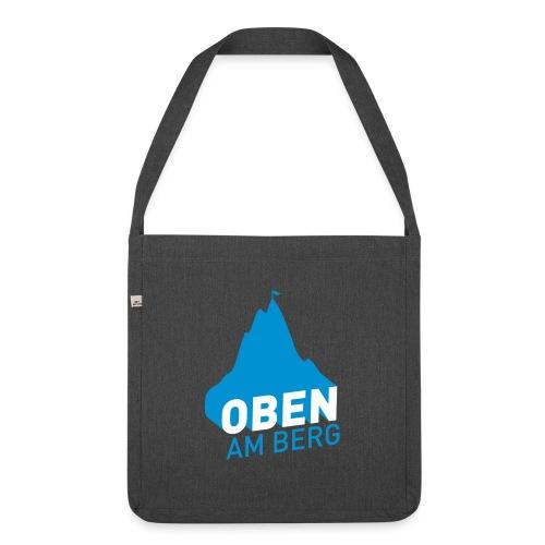 7332275 117583287 obenamberg logo orig - Schultertasche aus Recycling-Material