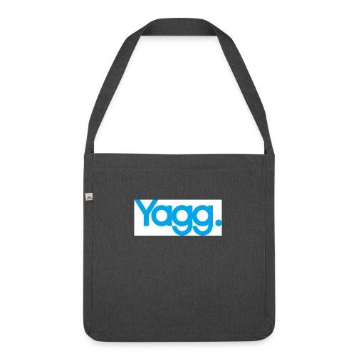 yagglogorvb - Sac bandoulière 100 % recyclé
