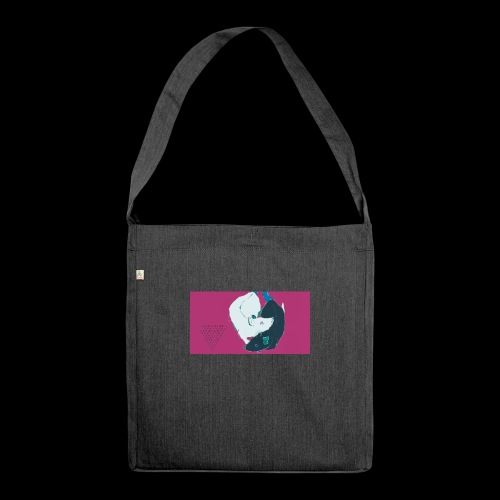 ABRAKADABRA by Wicca Cult - Schultertasche aus Recycling-Material