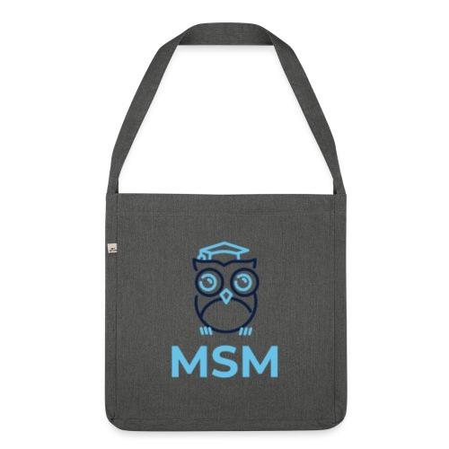 MSM UGLE - Skuldertaske af recycling-material