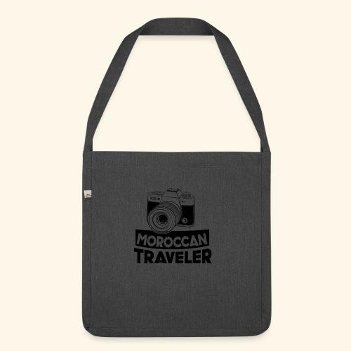 Moroccan Traveler - Sac bandoulière 100 % recyclé