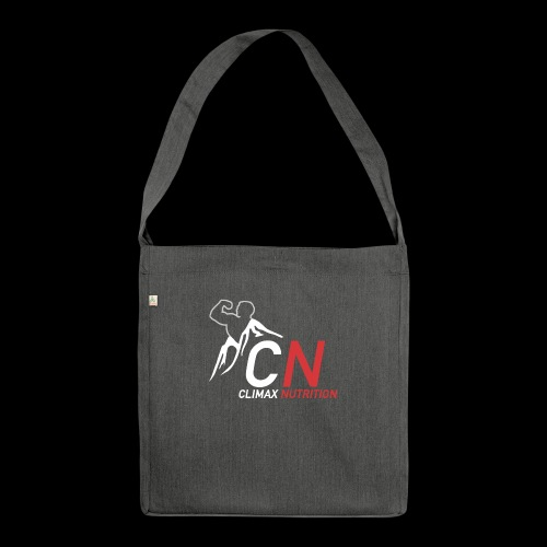 Climax Nutrition Logo - Shoulder Bag made from recycled material