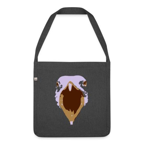 Ballybrack Seagull - Shoulder Bag made from recycled material