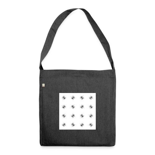 Bees - Shoulder Bag made from recycled material