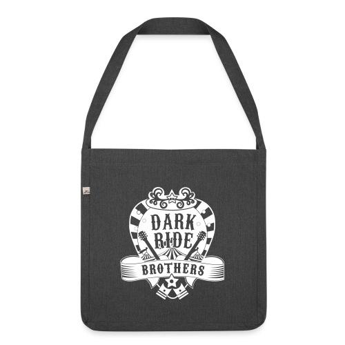 Dark Ride Brothers - Olkalaukku kierrätysmateriaalista