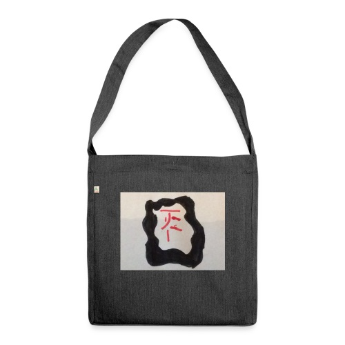 Jackfriday 10%off - Shoulder Bag made from recycled material