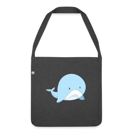 Whale - Borsa in materiale riciclato