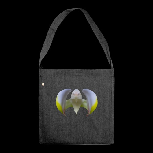 Nic Pic Floraman - Schultertasche aus Recycling-Material