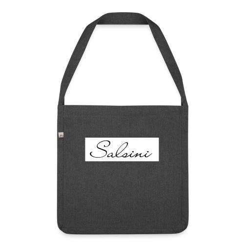 Salsini - Schultertasche aus Recycling-Material