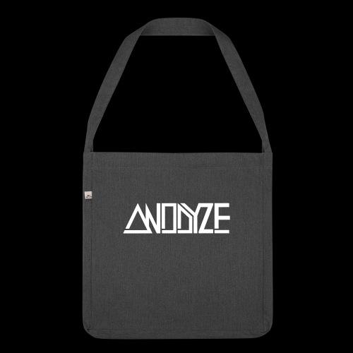ANODYZE Standard - Schultertasche aus Recycling-Material