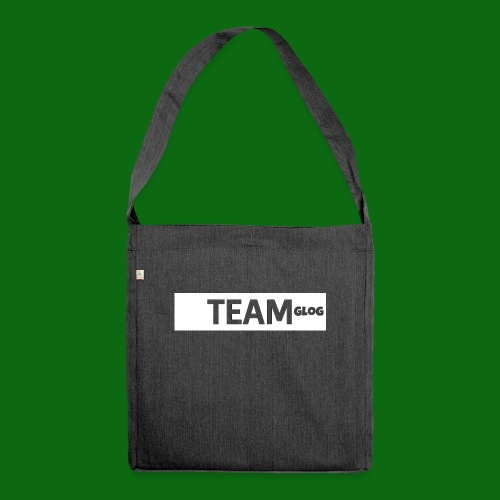 Team Glog - Shoulder Bag made from recycled material