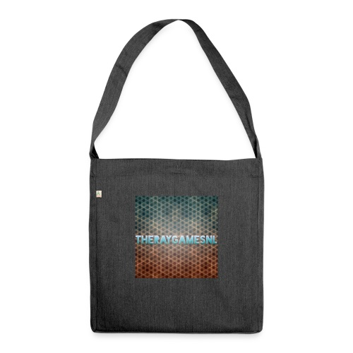 TheRayGames Merch - Shoulder Bag made from recycled material