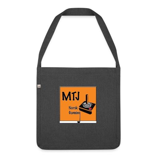 Mtj Logo - Skulderveske av resirkulert materiale