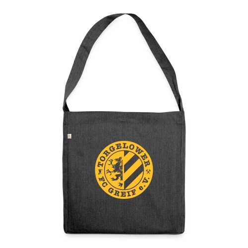 logo sw - Schultertasche aus Recycling-Material
