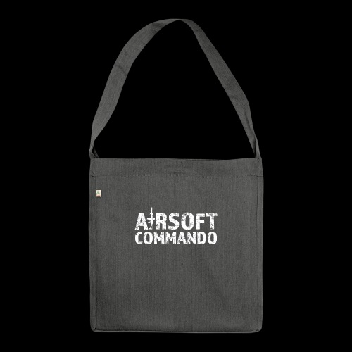 Airsoft Commando - Schultertasche aus Recycling-Material