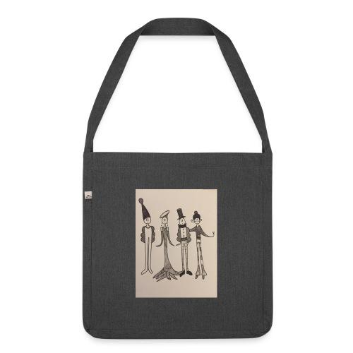 60F684A8 EB46 4E0E B3EA 3DA4CECAB810 - Shoulder Bag made from recycled material