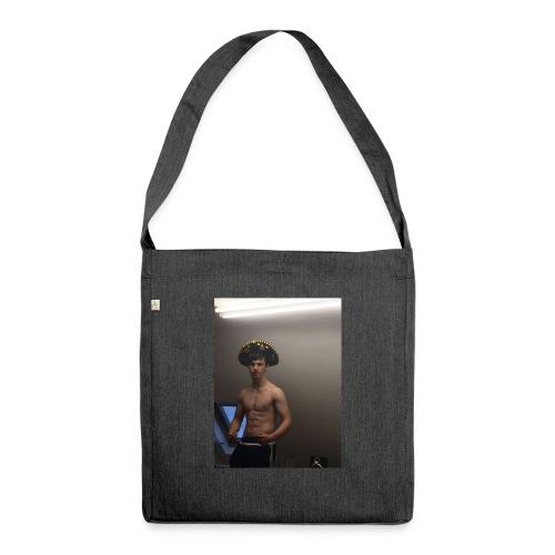 El Padre - Shoulder Bag made from recycled material