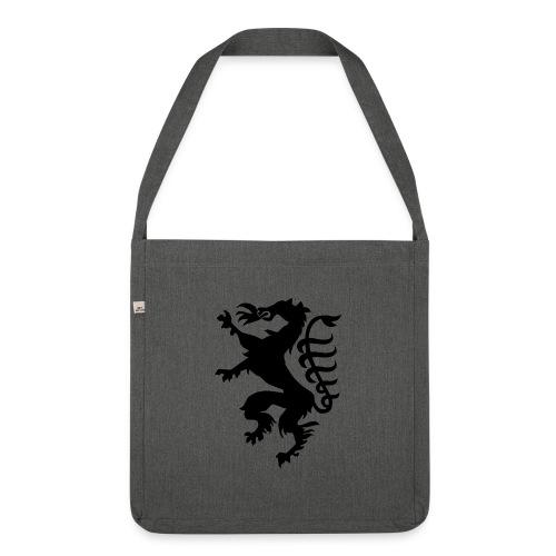 Steiermark Wappen - Schultertasche aus Recycling-Material