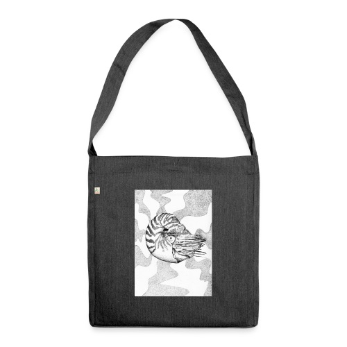 Nautilus - Shoulder Bag made from recycled material