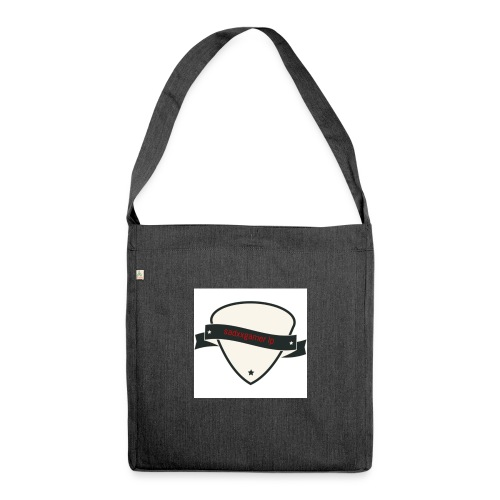 tasse und taschen etc mit logo - Schultertasche aus Recycling-Material