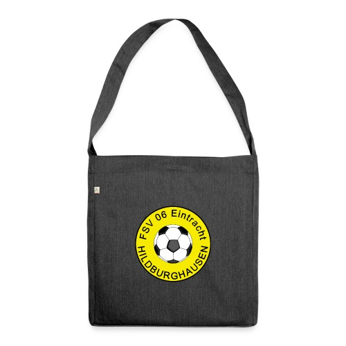Hildburghausen FSV 06 Club Tradition - Schultertasche aus Recycling-Material