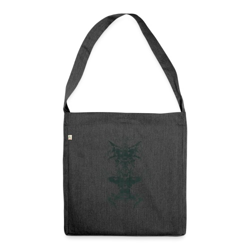Magnoliids - Shoulder Bag made from recycled material